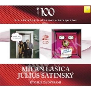 Lasica & Satinský - Ktosi je za dverami od 7,99 €