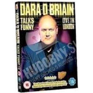 Dara O'Briain - Talks Funny: Live in London od 0 €