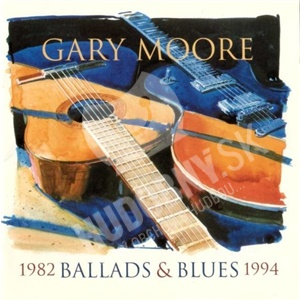 Gary Moore - Ballads & Blues 1982 - 1994 (CD+DVD) od 11,99 €