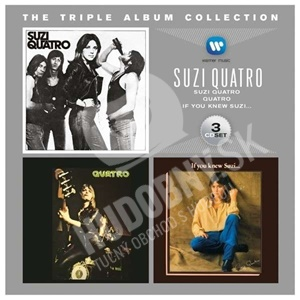 Suzi Quatro - The Triple Album Collection od 8,78 €