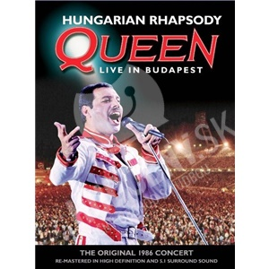 Queen - Hungarian Rhapsody - Live In Budapest od 14,99 €