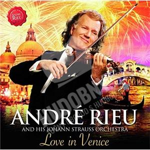 André Rieu - Love in Venice od 15,49 €
