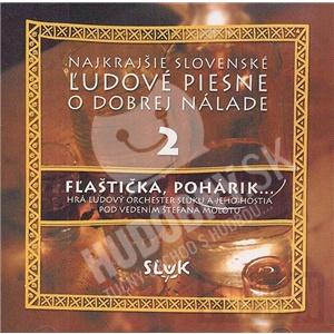 VAR - Najkrajšie Slovenské Ľudové Piesne 2 (Flaštička pohárik) od 6,99 €