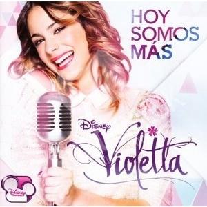 OST - Violetta - Hoy Somos Mas od 13,99 €