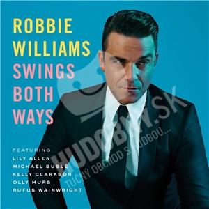 Robbie Williams - Swings Both Ways od 13,03 €