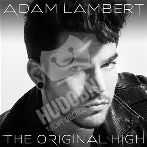 Adam Lambert - Original high od 14,49 €