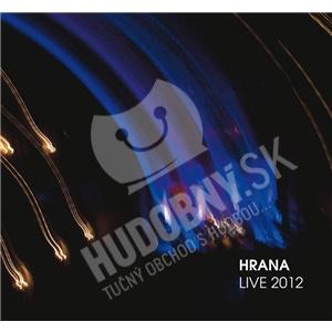 Hrana / Brezovský / Rózsa - Live 2012 od 9,99 €