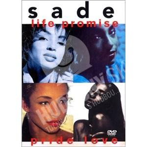 Sade - Life Promise Pride Love DVD od 7,99 €