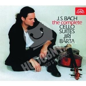 Jiří Bárta - Bach - The Complete Cello Suites od 12,49 €