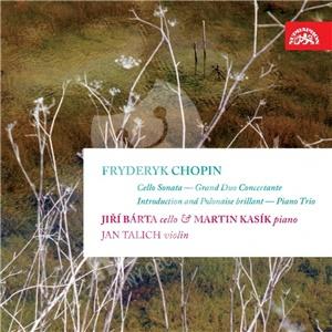 Jiří Bárta - Frederic Chopin - Cello Sonata od 9,99 €