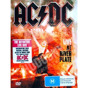 AC/DC - Live At River Plate DVD od 30,99 €