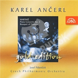 The Czech Philharmonic Orchestra - Martinu - Piano Concerto No. 3 / Bouquet of Flowers od 5,49 €