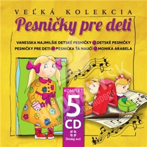 VAR - Pesničky pre deti / Veľká kolekcia od 16,99 €