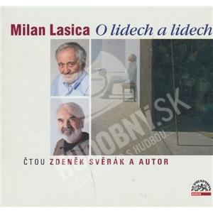 Milan Lasica - O lidech a lidech od 8,99 €