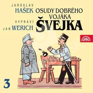 Jaroslav Hašek, Jan Werich - Osudy dobrého vojáka Švejka III. od 8,99 €