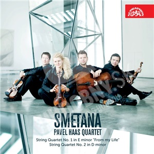 Pavel Haas Quartet - Smetana - String Quartets od 11,49 €