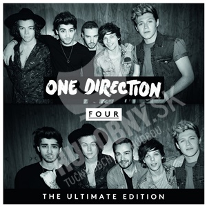 One direction four deluxe