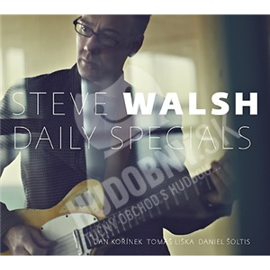 Steve Walsh - Daily Specials od 8,99 €