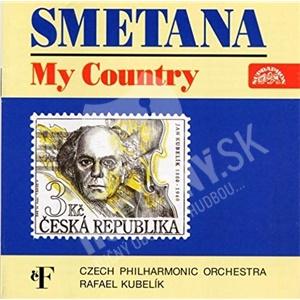 The Czech Philharmonic Orchestra - Smetana - My Country od 9,28 €