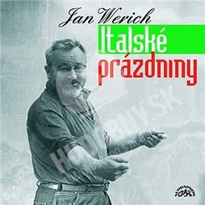 Jan Werich - Italské prázdniny od 6,99 €