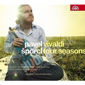 Pavel Šporcl - Vivaldi - Four Seasons od 10,49 €