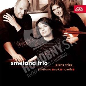 Smetanovo Trio - Smetana, Suk, Novák - Piano Trios od 9,99 €