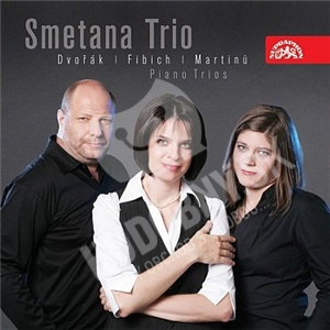 Smetanovo Trio - Dvořák & Fibich & Martinů - Piano Trios od 9,99 €