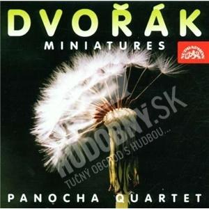 Panocha Quartet - Dvořák - Miniatures od 8,99 €