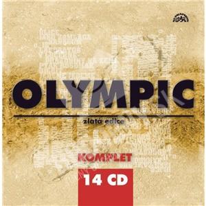 Olympic - Zlatá edice (komplet) od 59,99 €