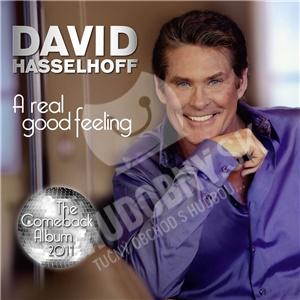 David Hasselhoff - The Hoff Is Back (It's A Real Good Feeling) od 8,99 €