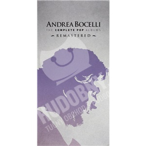 Andrea Bocelli - The Complete Pop Albums 16 CD (Limited Edition) od 109,99 €