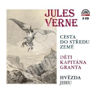VAR - Verne - Cesta do středu Země, Děti kapitána Granta, Hvězda jihu od 11,00 €