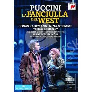 Jonas Kaufmann - Puccini - La Fanciulla del West DVD od 21,49 €