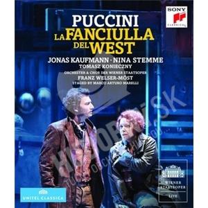 Jonas Kaufmann - Puccini - La Fanciulla del West BD od 27,72 €