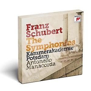 Antonello Manacorda - Franz Schubert - The Symphonies od 43,15 €