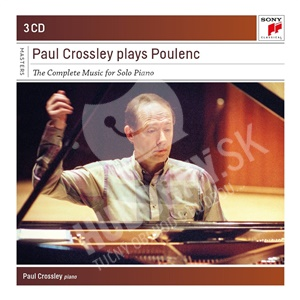 Paul Crossley - Paul Crossley Plays Poulenc - Complete Works for Piano od 18,48 €