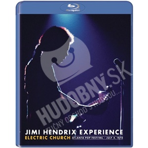 Jimi Hendrix - Jimi Hendrix Experience - Electric Church (Blu-ray) od 27,72 €