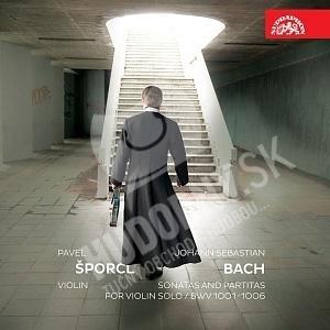Pavel Šporcl - Bach - Sonáty a partity od 16,44 €