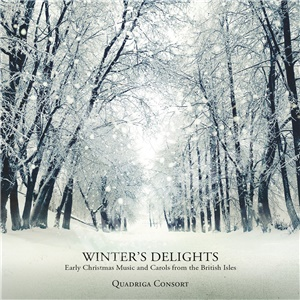 Quadriga Consort - Winter's Delights - Early Christmas Music and Carols from the British Isles od 13,99 €