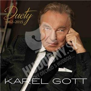 Karel Gott - Duety 1962 - 2015 od 20,99 €