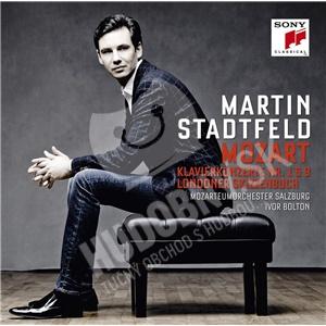 Martin Stadtfeld, Das Mozarteum Orchester Salzburg, Ivor Bolton - Mozart - Klavierkonzerte Nr. 1 & 9, Londoner Skizzenbuch od 24,68 €