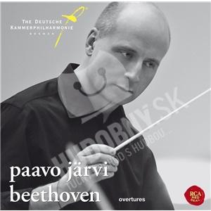 Paavo Jarvi, Deutsche Kammerphilharmonie Bremen - Beethoven - Overtures od 17,72 €
