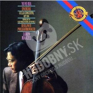 Yo-Yo Ma, Berliner Philharmoniker, Lorin Maazel - Dvořák - Cello Concerto, Silent Woods, Rondo (Remastered) od 8,47 €