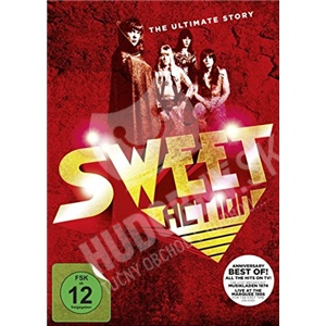 The Sweet - Action! The Ultimate Story (3xDVD) od 36,97 €