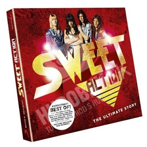 The Sweet - Action! The Ultimate Story (Deluxe Action-Pack) od 20,01 €