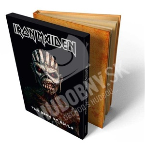 Iron Maiden - The Book of Souls (limited Deluxe Edition) od 34,99 €