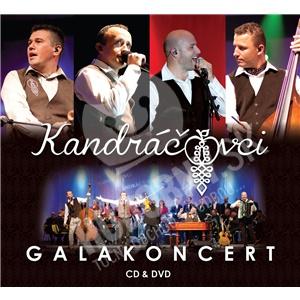 Kandráčovci - Galakoncert (CD+DVD) od 12,89 €