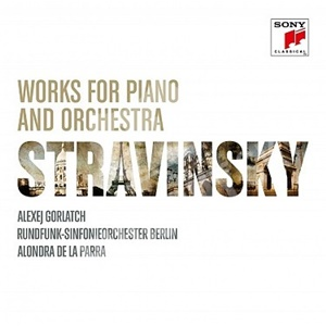 Alexej Gorlatch, Rundfunk-Sinfonieorchester Berlin - Stravinsky - Works For Piano And Orchestra od 13,99 €