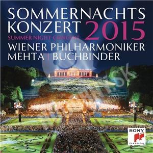 Wiener Philharmoniker - Sommernachtskonzert 2015 od 15,43 €
