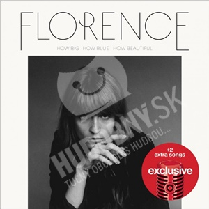 Florence And The Machine - How Big, How Blue, How Beautiful (Deluxe Edition) od 19,99 €